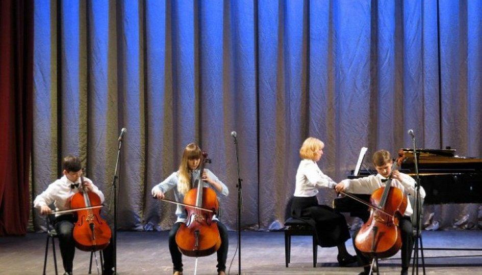 Концерты: «Юные таланты Ярославии»
