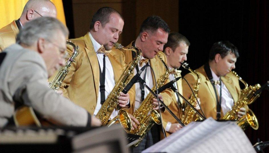 Концерты: «Алло, мы ищем джазовые таланты»: Филармонический джаз-оркестр РТ