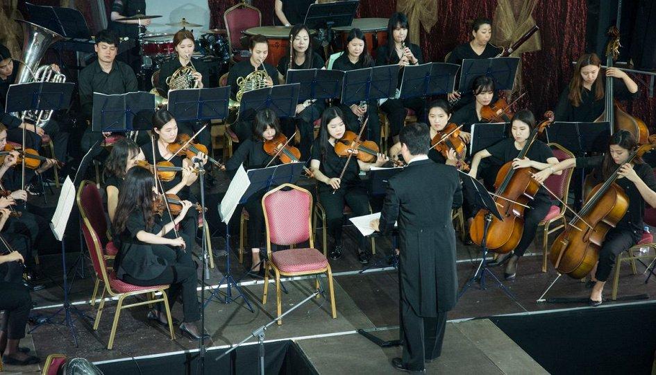 Концерты: Сеульский филармонический оркестр