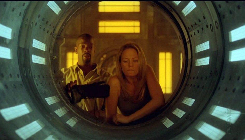 Кино: «Куб Ноль»