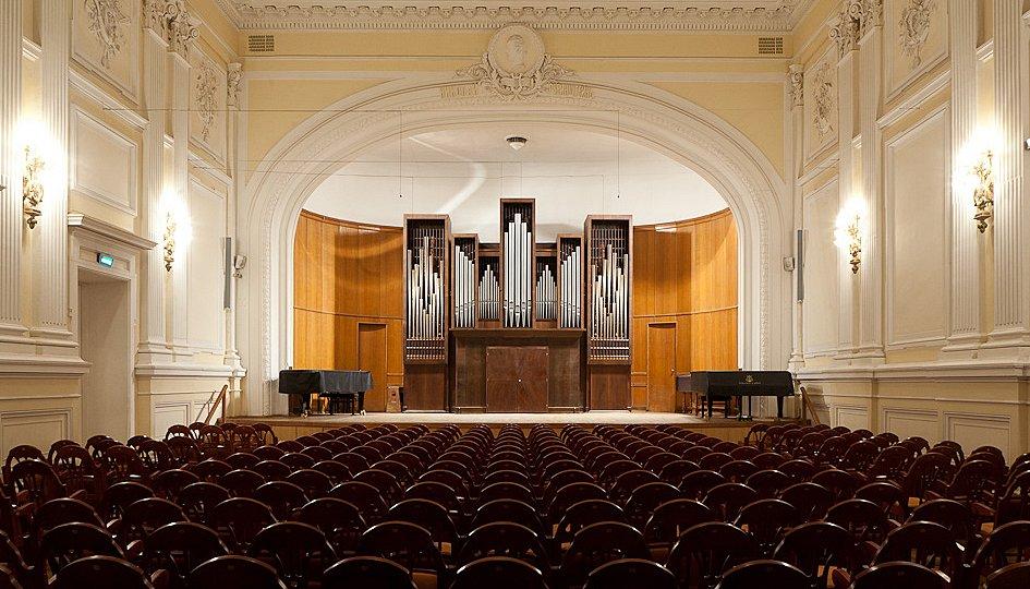 Концерты: Даниил Коган (скрипка), Олег Худяков (фортепиано)