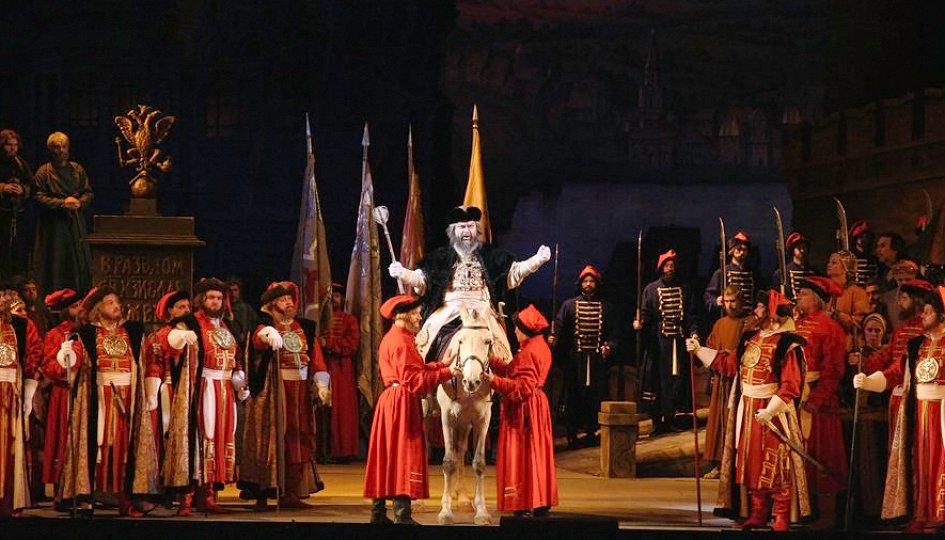 Театр: Хованщина, Санкт-Петербург