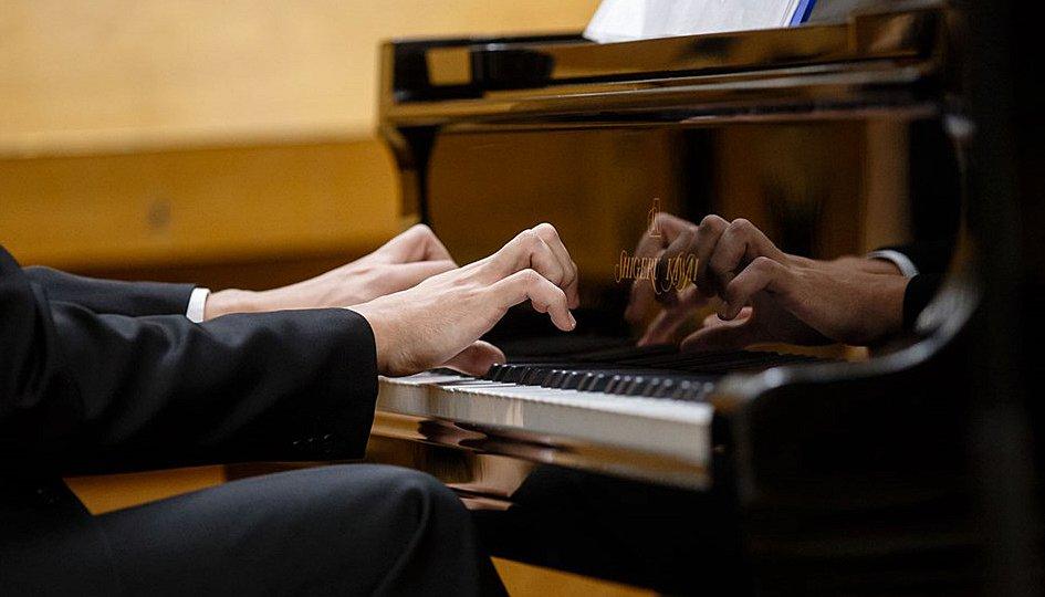 Концерты: Филипп Молл (фортепиано)
