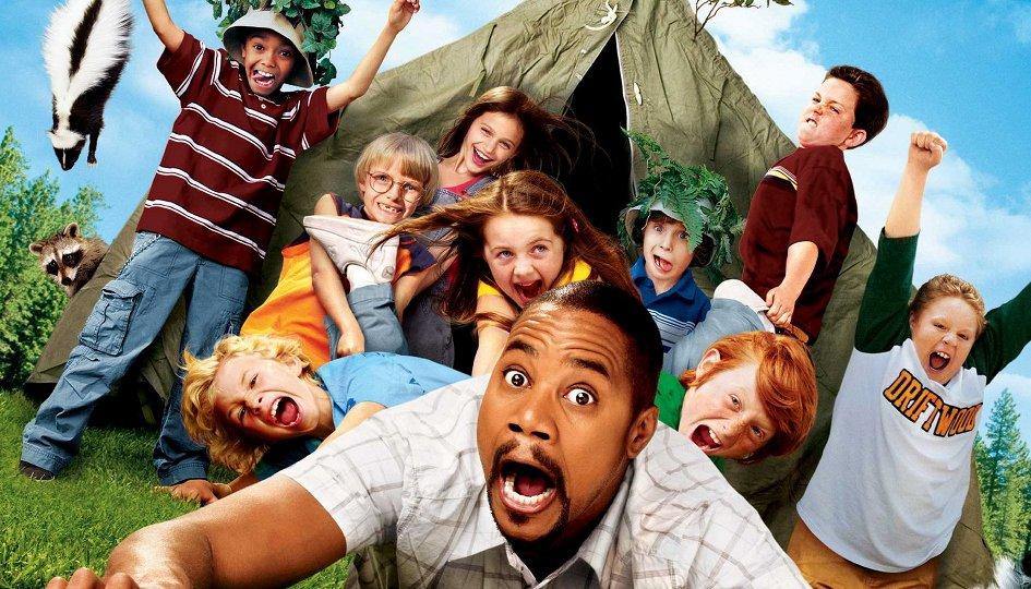 Кино: «Дежурный папа: Летний лагерь»