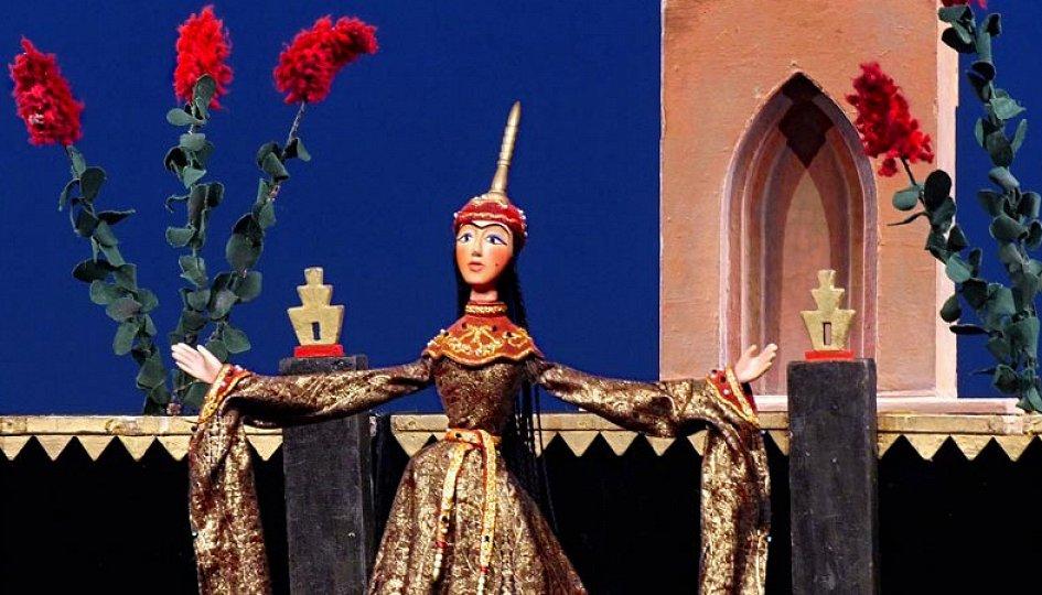 Театр: Волшебная лампа Аладдина, Москва