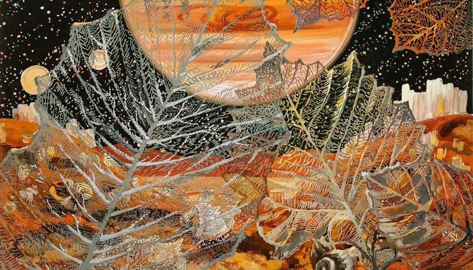 Выставки: Николай Федоров. Тунгусская загадка