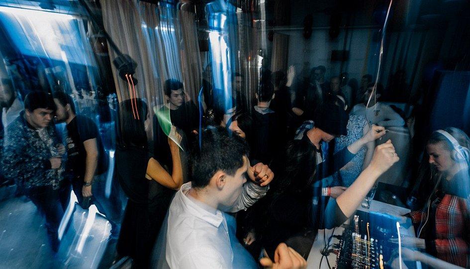 Концерты: «Hi Tech II»: DJs Acidella, Agapov, Eat Your Tea