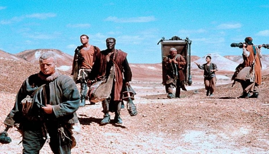 Кино: «Кровь героев»