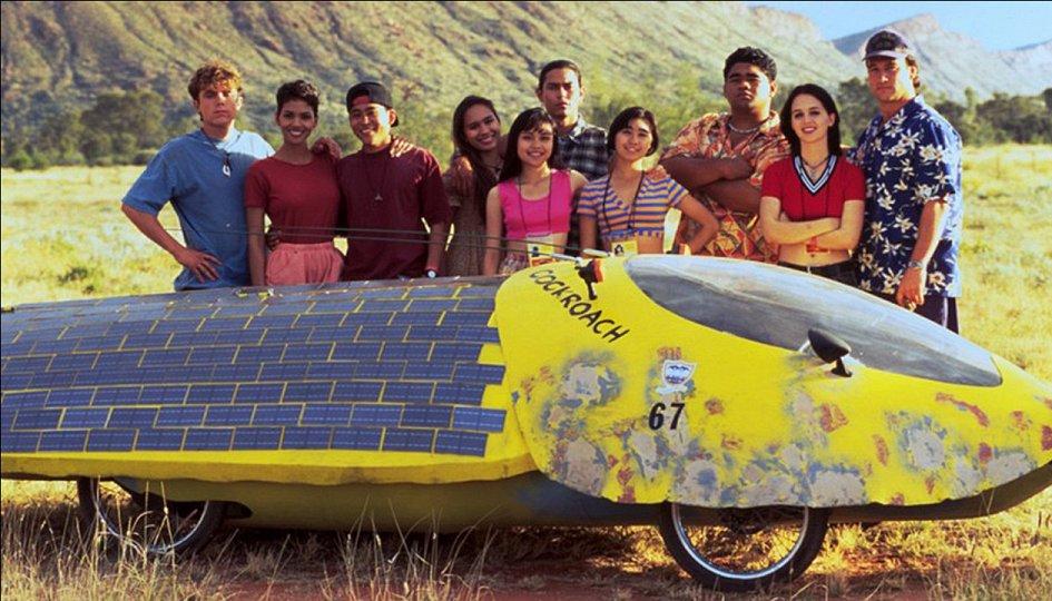 Кино: «Гонка под солнцем»