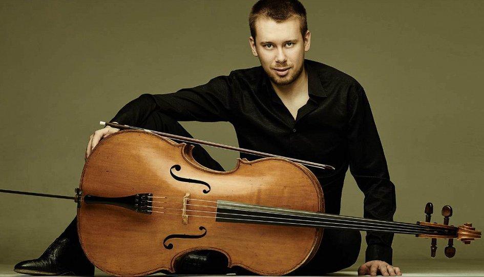 Концерты: Дмитрий Ганенко (виолончель)