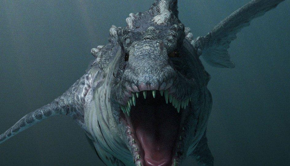Кино: «Акулозавр»