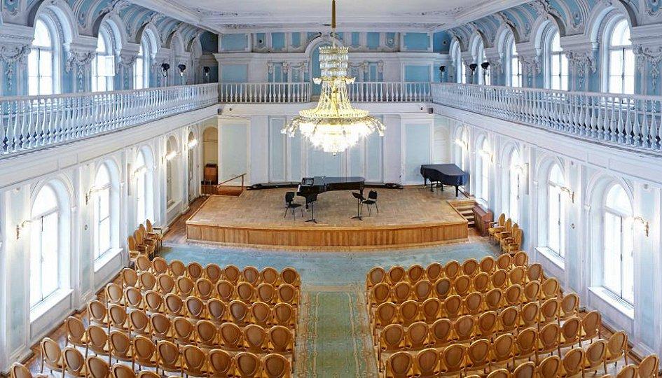 Концерты: Кирилл Кашунин (фортепиано)