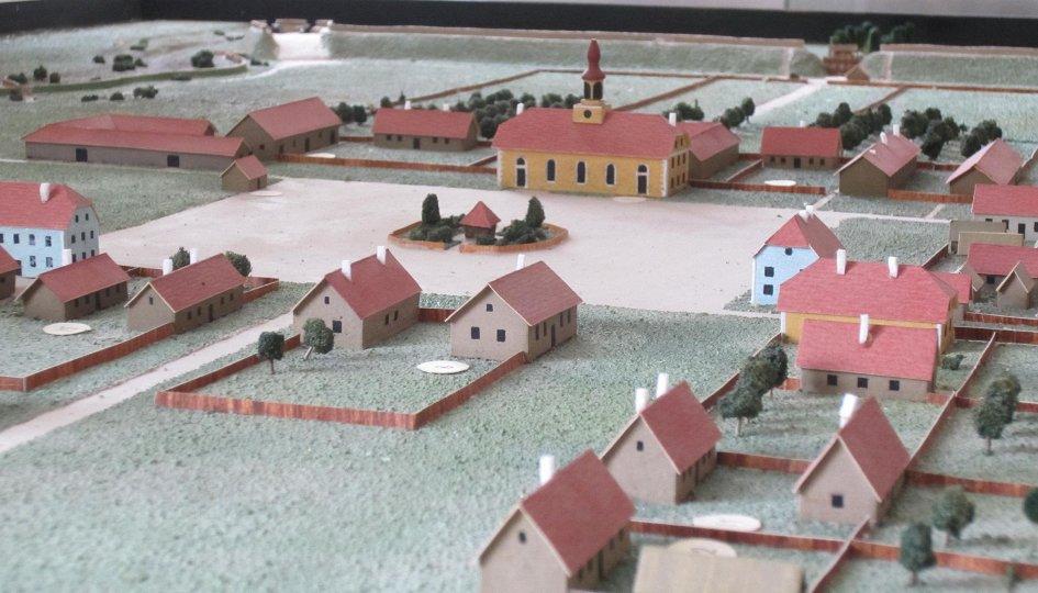 Выставки: Сарепта: поселение и крепость XVIII–XIX веков
