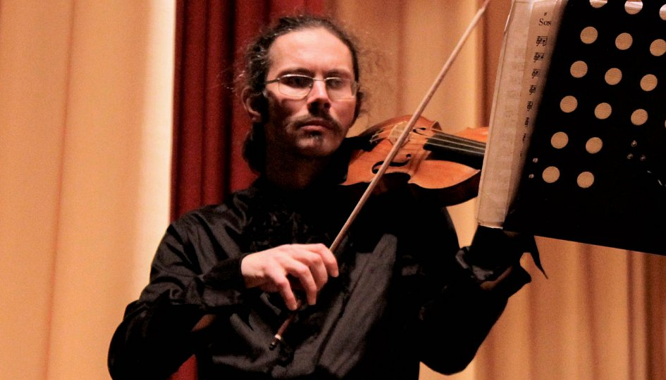 Концерты: «Earlymusic 2018»: Андрей Пенюгин (скрипка, альт)