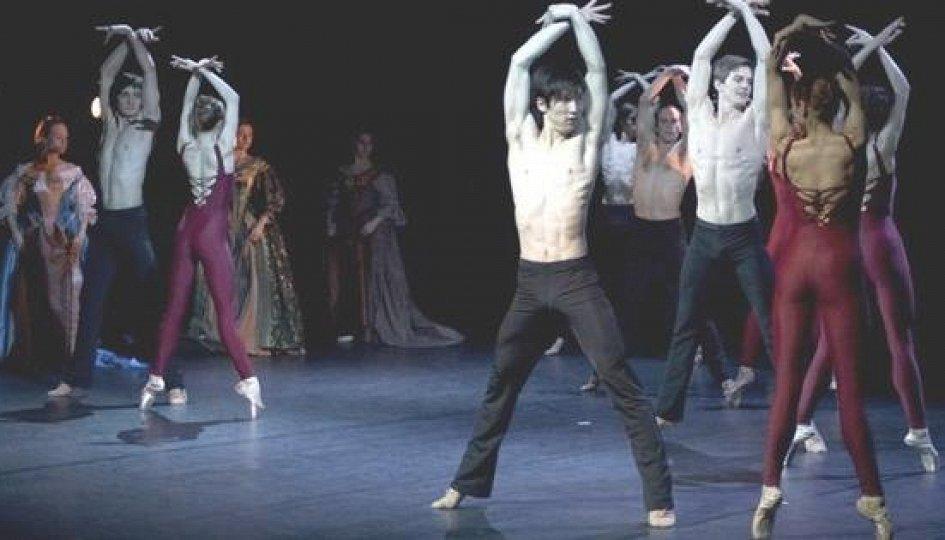 Вечер мирового балета