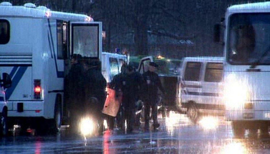 Кино: «Париж 2011: Великое наводнение»