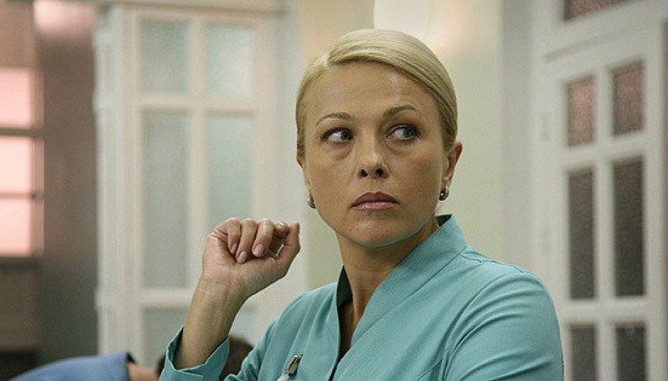 Анна Легчилова
