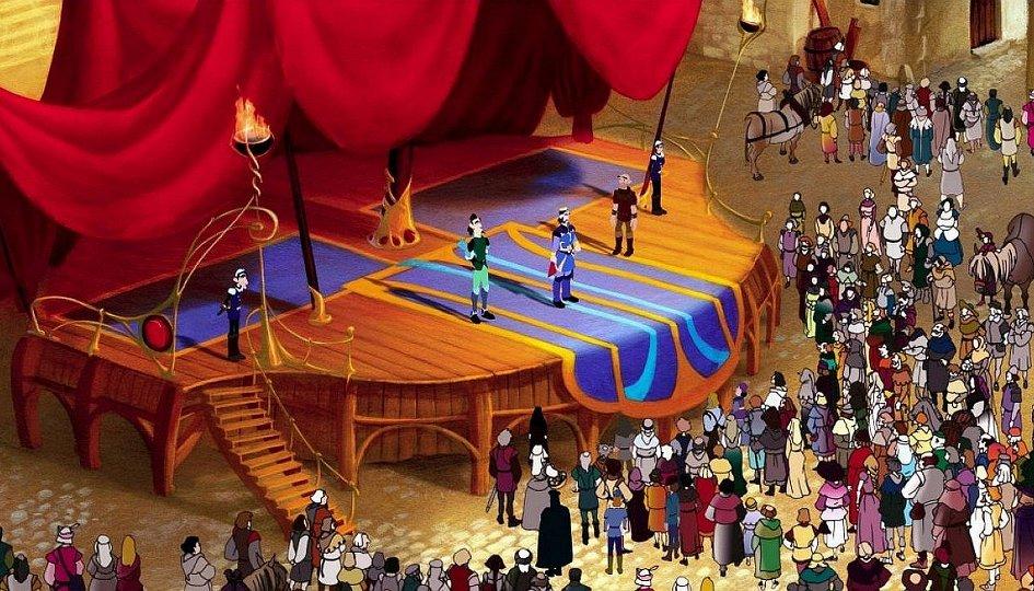 Кино: «Тристан и Изольда»