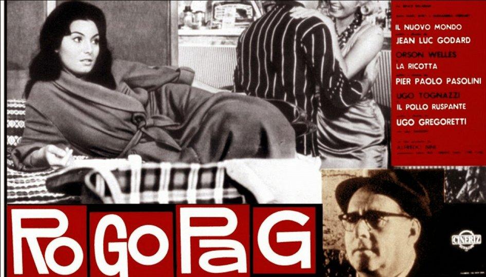 Кино: «Ро.Го.Па.Г.»