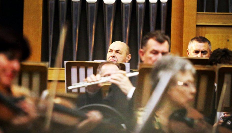 Концерты: «Смоленск»: Кубанский симфонический оркестр