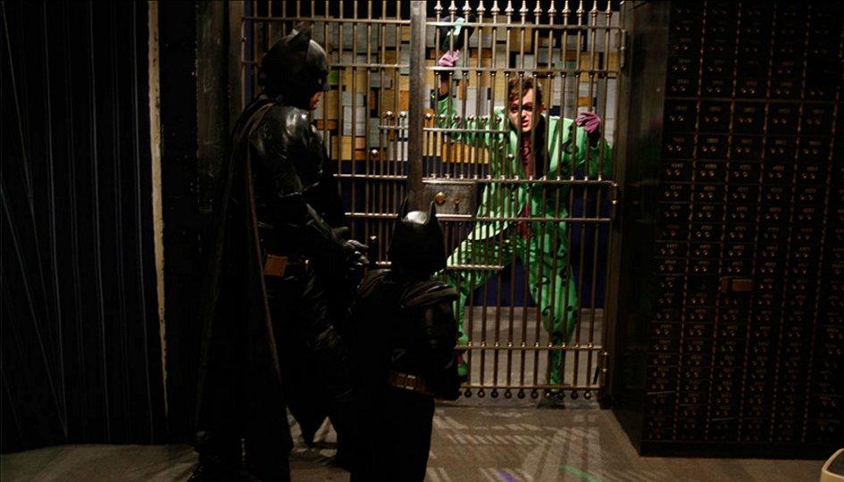 Кино: «Batkid Begins»