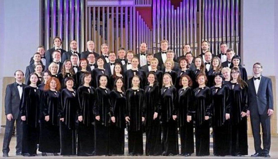 Концерты: «Пасхальный концерт»: Симфонический хор Свердловской филармонии