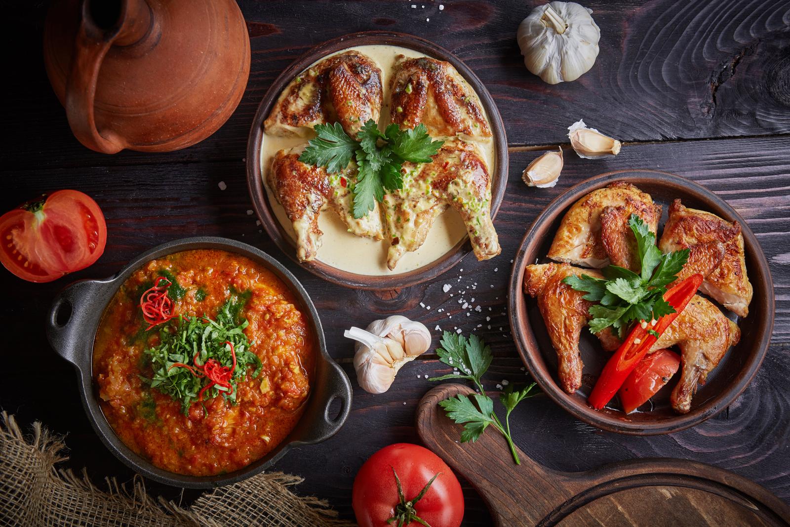 Блюда картинки для рекламы ресторана