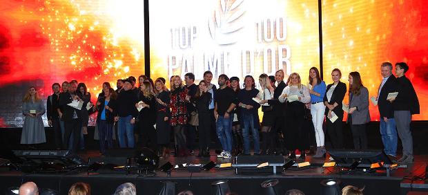 fitcher: На премии «Пальмовая ветвь» объявили первый рейтинг лучших в ресторанном бизнесе