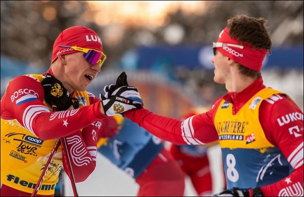 Российские лыжники выиграли командный зачет «ТурдеСки»