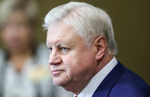 Миронов призвал возбудить дело из-заслов Невзорова оКосмодемьянской