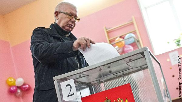 Триединый день голосования меняет систему выборов
