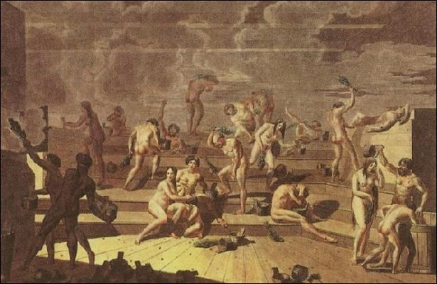 Совестное мытьё вбанях наРуси: почему егохотели запретить