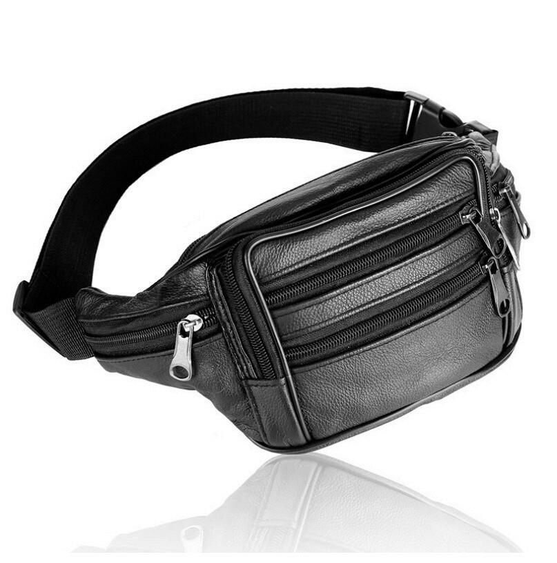 Кожаная сумка на пояс алиэкспресс