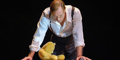 Втеатре «Модерн» пройдет премьера спектакля «Человек сглазами Моцарта»