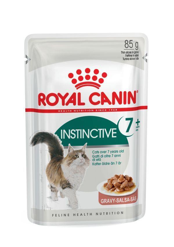 Корм royal canin для кошек влажный