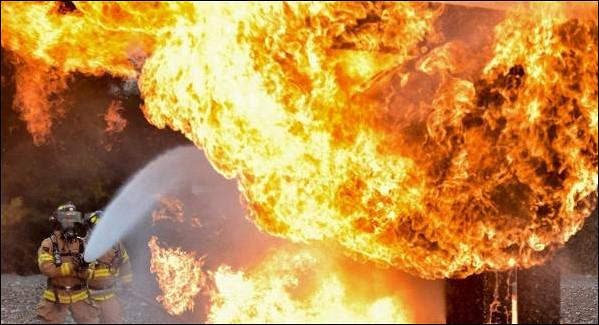 ВПриангарье отвзрыва натанкере пострадали двачеловека