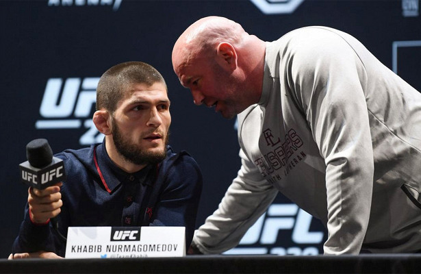 Хабиб останется действующим чемпионом UFC