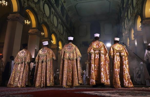Россию попросили вмешаться всобытия вЭфиопии