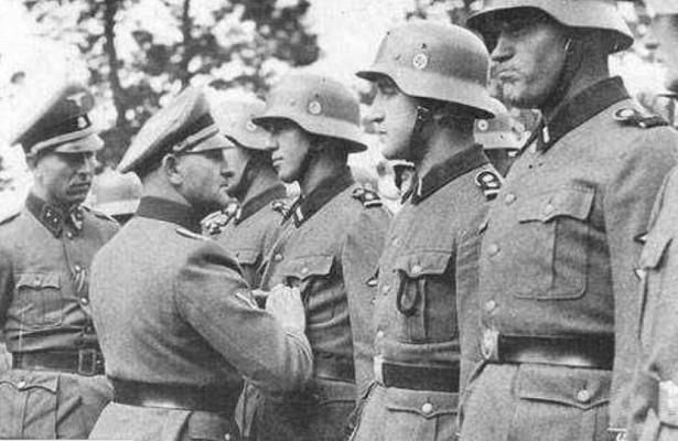 Добровольцы каких стран воевали заГитлера против СССР
