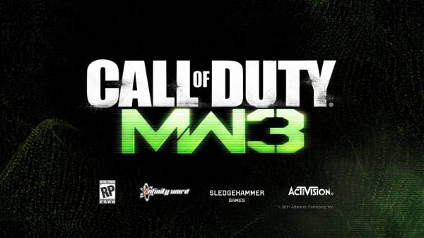 MW3 - Official Call of Duty: Modern Warfare 3 - Launch