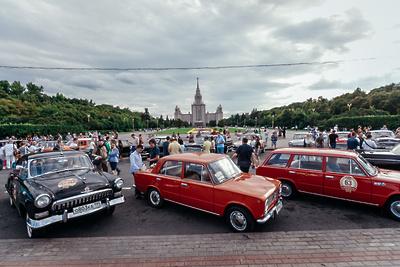 Выходные 11–13сентября: ралли ретроавтомобилей и«Российская креативная неделя»