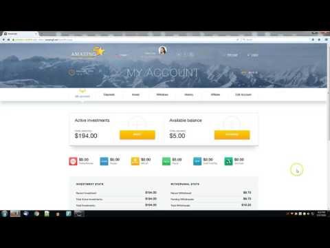 Online hyip earnings