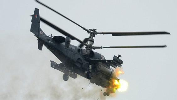 Египет хочет заказать для «Мистралей» ударные вертолеты Ка-52К из Российской Федерации