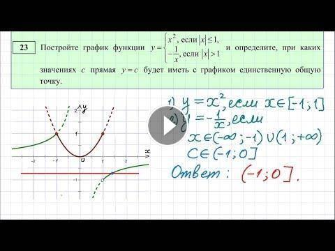 Огэ по математике 8 вариант решение