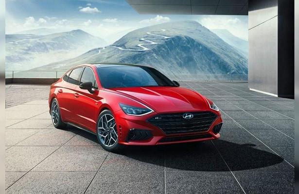 Hyundai официально представила спортивную версию модели Sonata