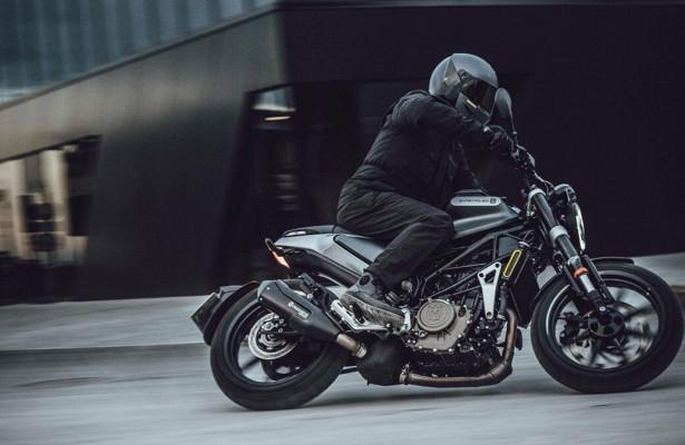 Мотоцикл Husqvarna Svartpilen получит бюджетную версию
