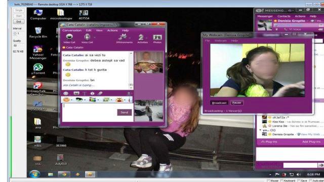 Е порно знакомство веб камерой
