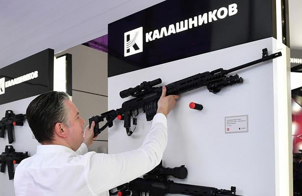 «Калашников» впервые представит зарубежом новый автомат АК-19