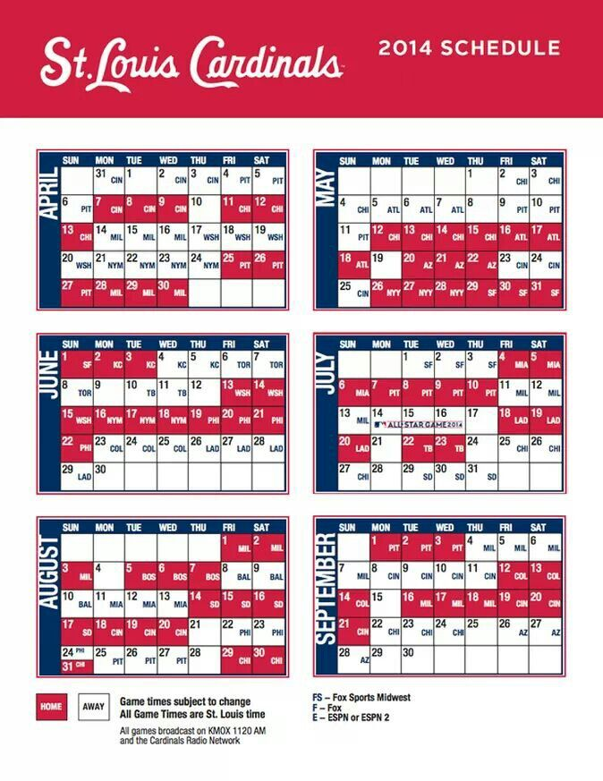 City of st louis payday schedule 2014