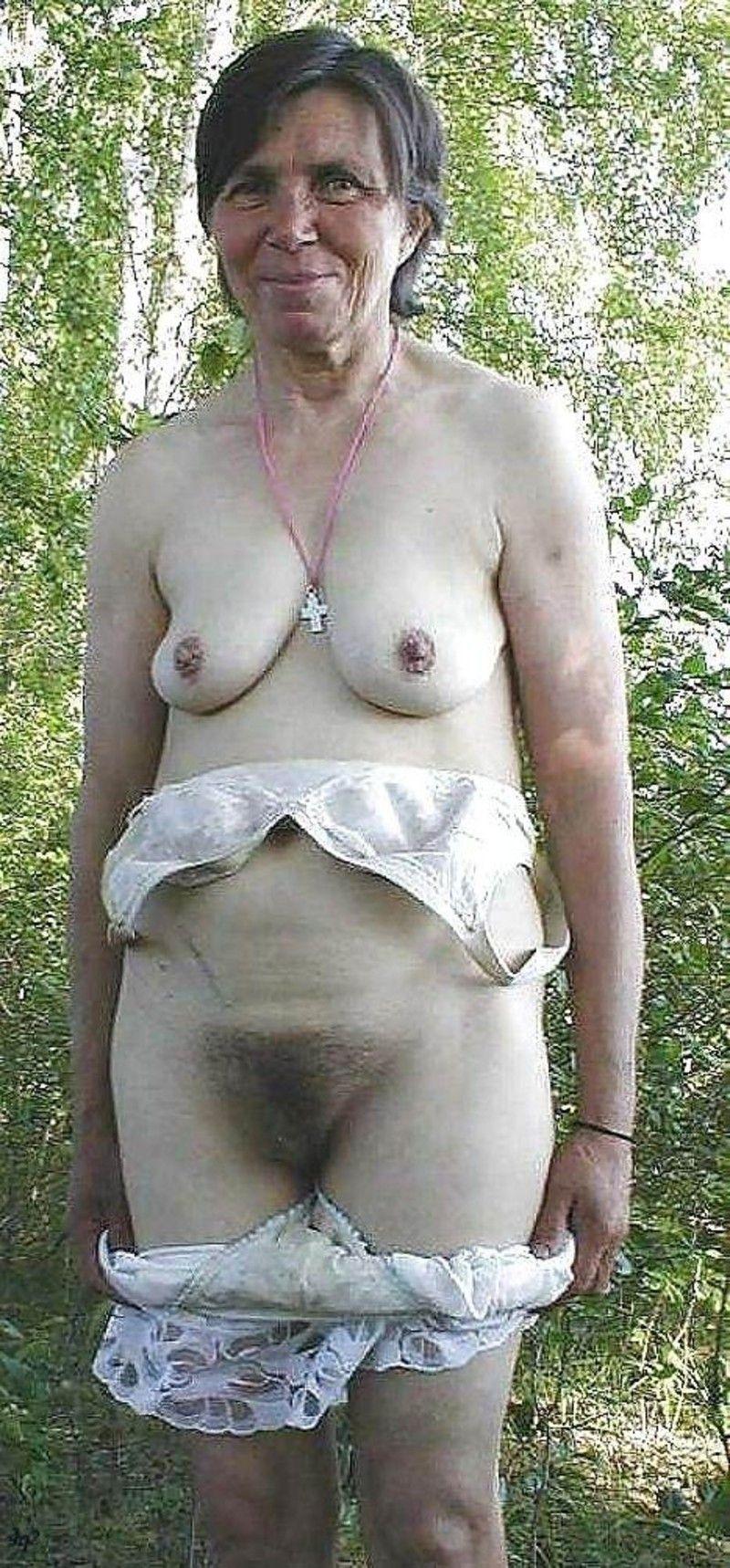 фото русский голые старушка - 12